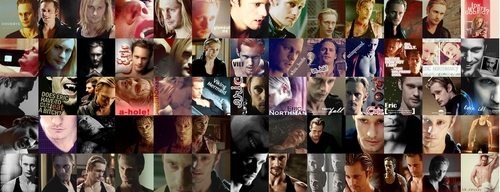 True Blood Eric icone collage (You can also find each icona in the icone section)