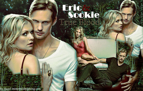 True Blood Sookie and Eric <3