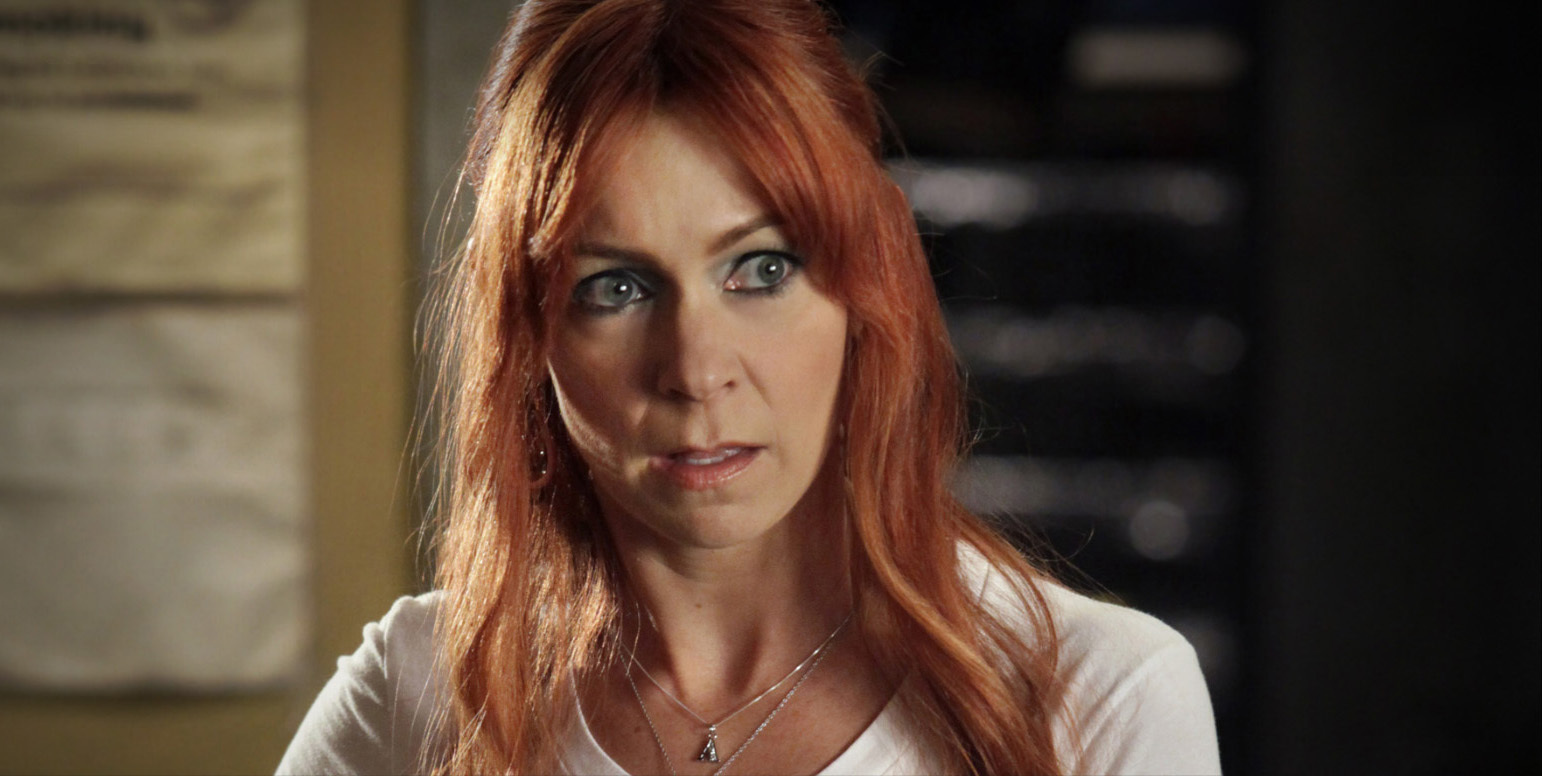 Carrie Preston and true blood