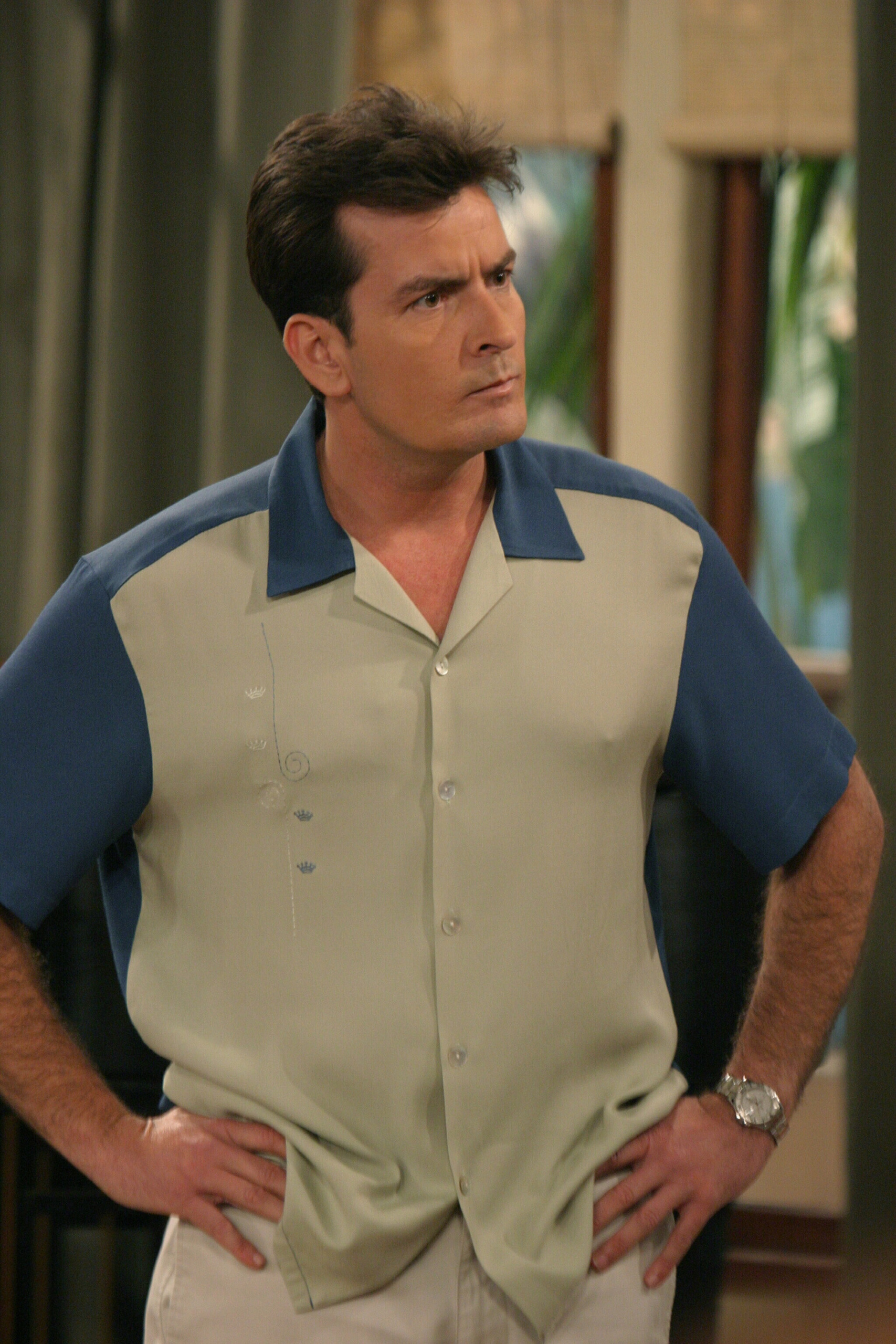 Two And A Half Men - Charlie Sheen Photo (17788570) - Fanpop