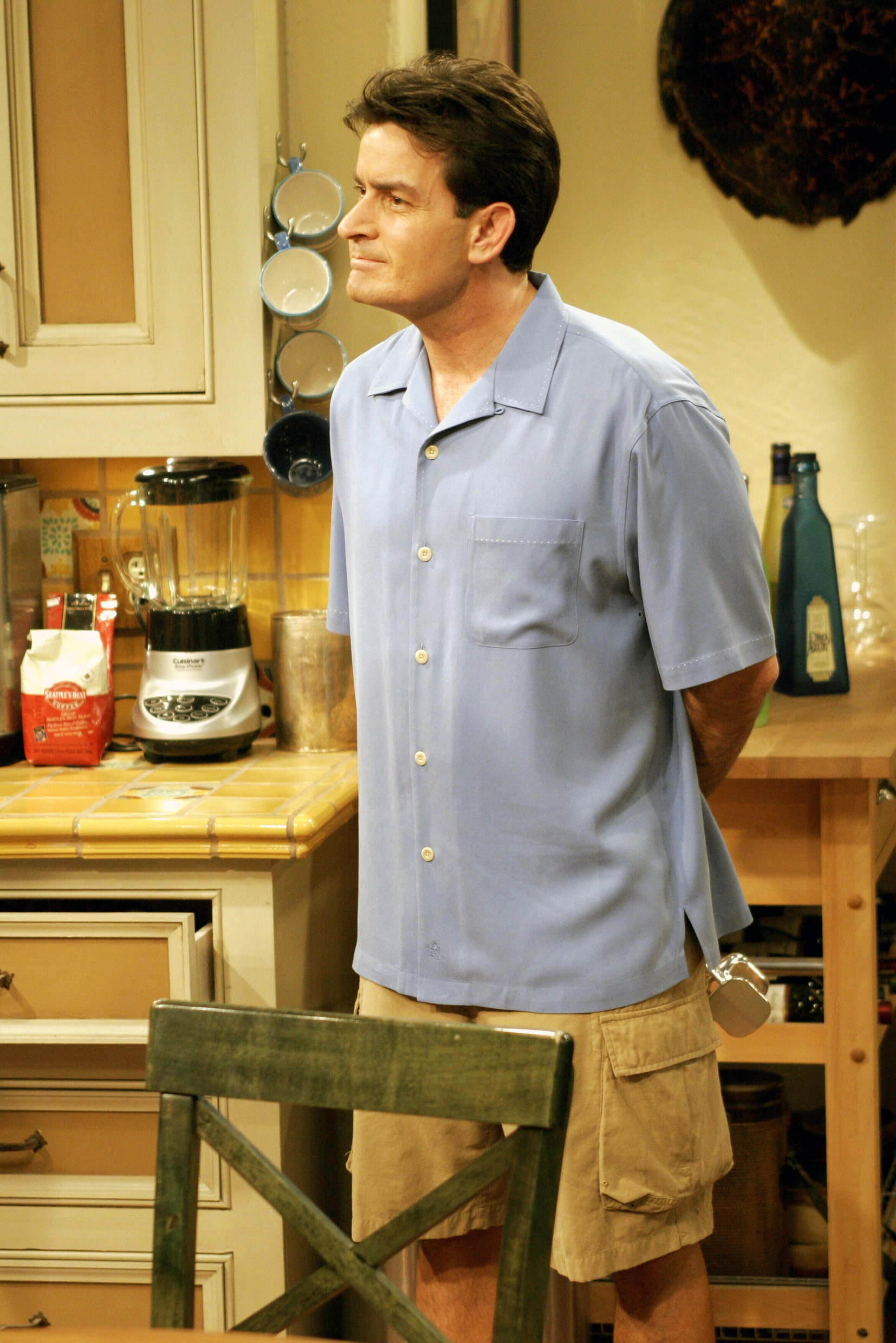 Two And A Half Men - Charlie Sheen Photo (17788609) - Fanpop