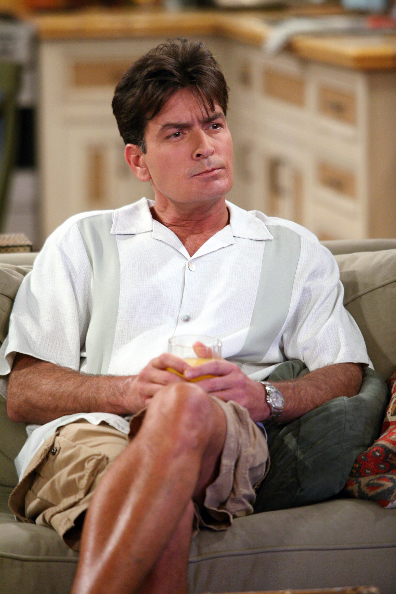 Two And A Half Men - Charlie Sheen Photo (17788630) - Fanpop