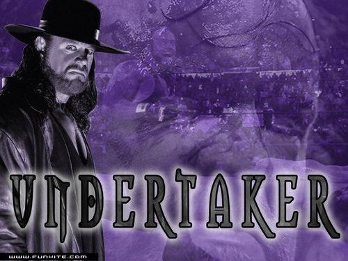 Undertaker fondo de pantalla
