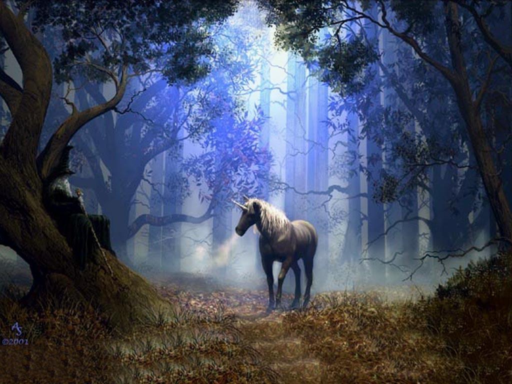 Hd wallpaper unicorn - Healing