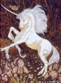 Unicorns by Michael Hague - unicorns photo