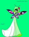 Vernal the Grass Ghost - girl-sonic-fan-characters fan art