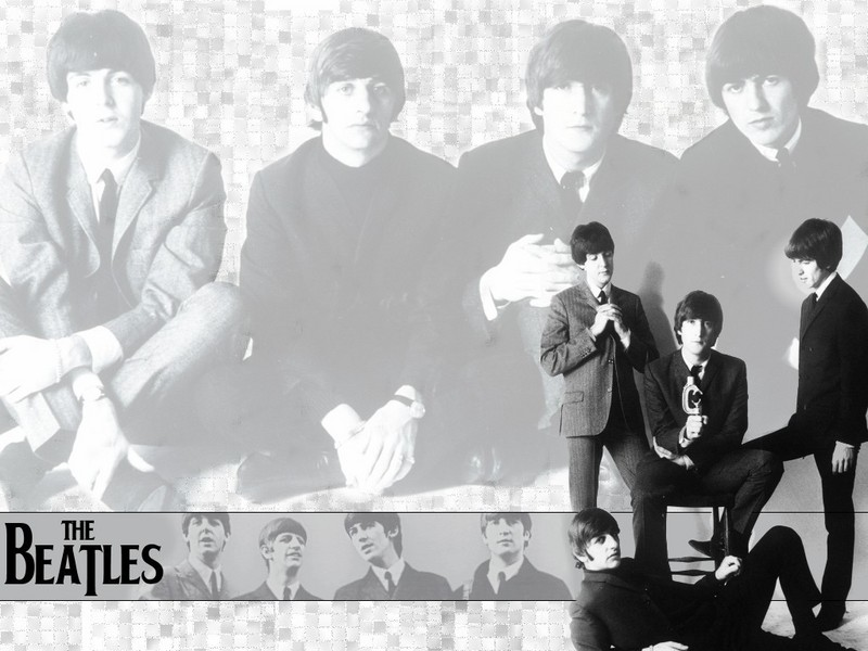 beatles wallpaper abbey road. Wallpaper - The Beatles Wallpaper (17799648) - Fanpop