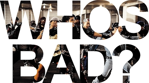 Who's bad???