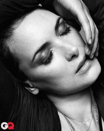 Winona Ryder GQ Magazine 2011