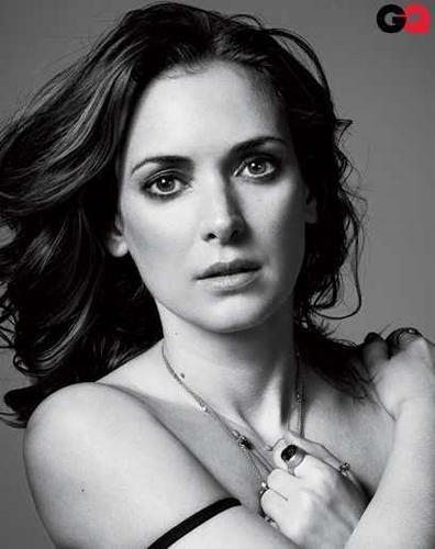 Winona Ryder wallpaper with a portrait called Winona Ryder GQ Magazine 2011