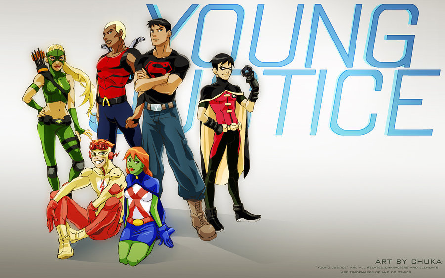 Young Justice Images HD Wallpaper And Background Photos