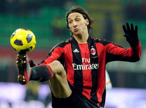Z. Ibrahimovic (Milan - Roma)
