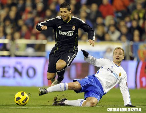c. ronaldo (real madrid - zaragoza)
