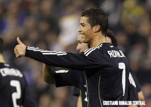 c. ronaldo (real madrid - zaragoza)