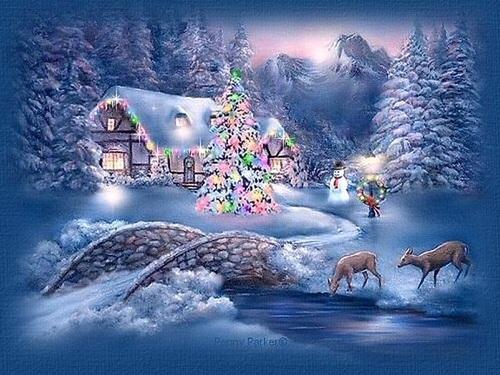 navidad inicial