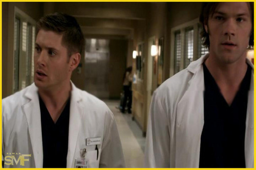 dean and sam winchester