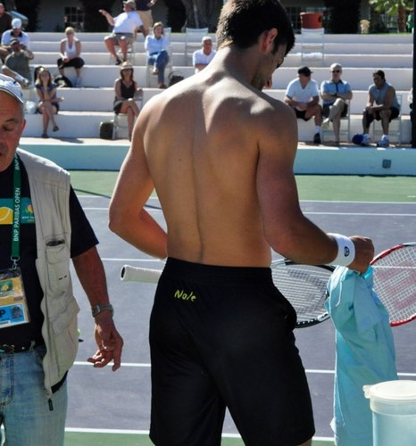 djokovic ass !!!!!!!