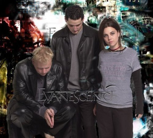 amy lee wallpaper possibly with a well dressed person, long trousers, and an outerwear entitled evanescence