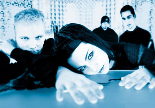 Amy Lee wallpaper entitled evanescence