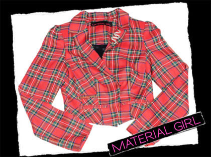 fannel shirt - material-girl Photo