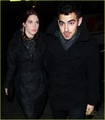 in NYC on Thursday night (December 16) - twilight-series photo