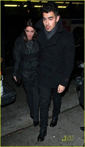in NYC on Thursday night (December 16)