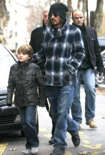 johnny depp- 17 Dec 2010