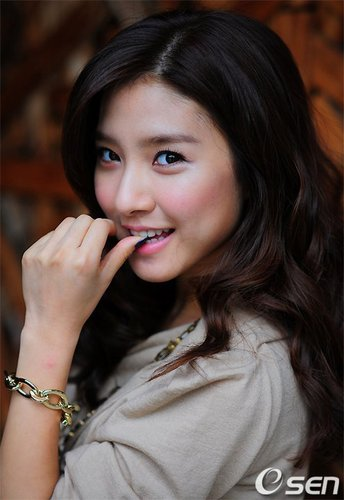 Kim So Eun wallpaper possibly with a portrait called kim so eun