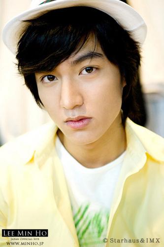 লি মিন হো#The South Korean actor who is best known for his leading role as the leader of F4, Goo Joon Pyo in Boys Before Flowers!