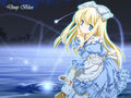 magical girls - cute-anime-girls wallpaper