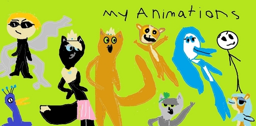 my animations
