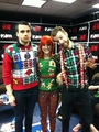 paramore at the jingle ball