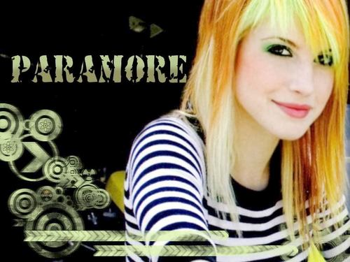 paramore - hayley-williams Wallpaper