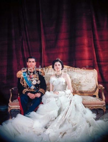 princess soraya wedding