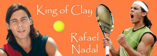 rafa is king of clay