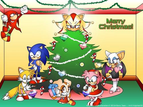 shadow's christmas