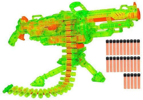 Nerf Guns images sonic Series N-Strike Vulcan EBF-25 wallpaper and  background photos
