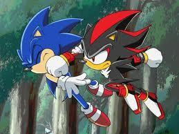 sonic do noy mess with shadow