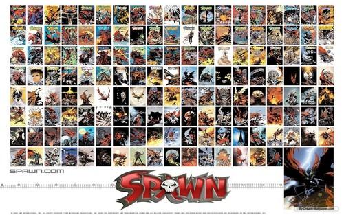 spawn comic দেওয়ালপত্র