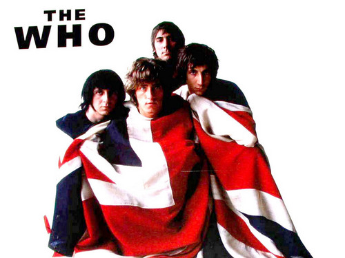 Classic Rock wallpaper called the Who