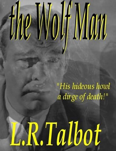 the serigala Man book cover