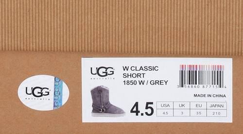 Ugg Boots wallpaper probably with a packing box called ugg classic tall boots packaging