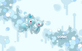 sonic-colors - white wisps wallpaper