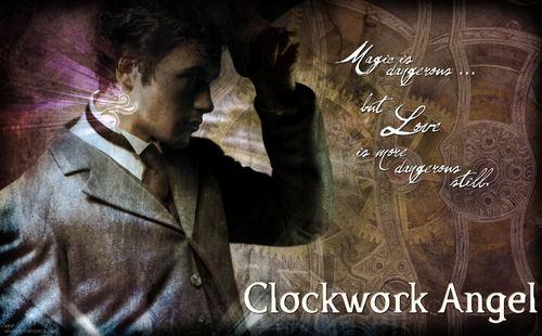 """Clockwork Angel"" वॉलपेपर्स"