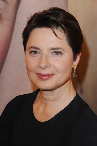 'Isabella Rossellini' Bulgari Bag Launch cocktail Party