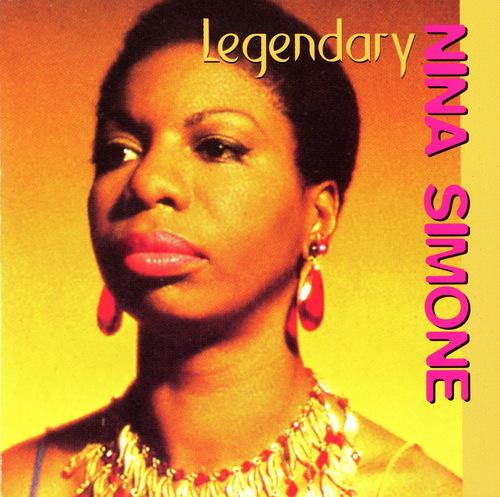 """""""Legendary Nina Simone"""" Cover Art"""