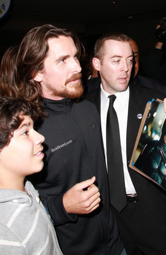 """""""The Fighter"""" Afterparty in Los Angeles"""