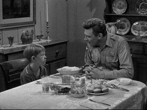 1x08- Opie's Charity - the-andy-griffith-show Screencap