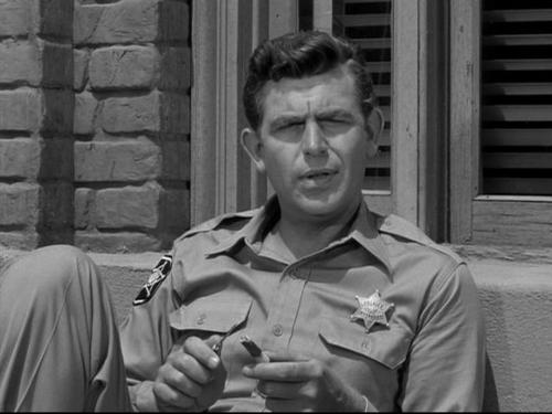 The Andy Griffith Show wallpaper probably containing a green beret, battle dress, and regimentals entitled 1x08- Opie's Charity