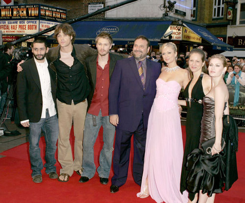 """2005 - """"House Of Wax"""" Londres Premiere"""
